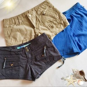 Pants - 3 Pairs Of Great Summer Shorts